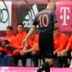 Роббен пропустит Суперкубок Германии из-за травмы паха