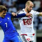 Беларусь сыграла вничью с Францией