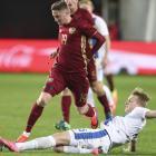 Российская молодежка завершила отборочный цикл ЧЕ-2017 на предпоследнем месте