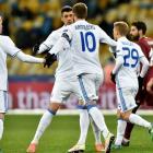 «Динамо Киев» разгромил «Бешикташ» 6:0