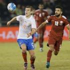 Сборная Катара обыграла Россию в товарищеском матче