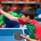 На чемпионате в Казани собрались лучшие молодые игроки настольного тенниса