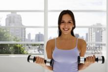 Женские секреты занятий спортом дома