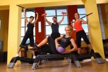 Фитнес-клуб «Олимпия»