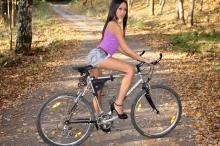 Люди, добирающиеся до работы на велосипеде, реже болеют