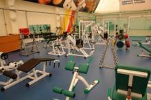 Тренажерный зал в спортивном комплексе «Ак Буре»