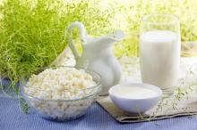 Молочные продукты помогают восстановиться после тренировок