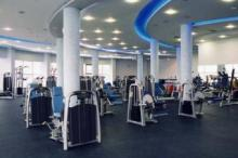 Тренажерный зал «Планета фитнес» на Хади Такташ