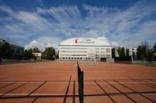 Корт для большого тенниса в Академии тенниса имени Шамиля Тарпищева