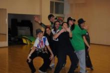 Танцевальный клуб «Звездный»
