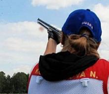 На ЧР-2013 стрелок Ландыш Кварталова завоевала «бронзу»