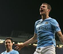 «Манчестер Сити» на «Олд Траффорде» разгромил «МЮ»