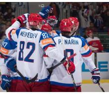 Российские хоккеисты обыграли Данию на ЧМ-2015