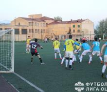 В ОЛЛФ стартовал Евросезон футбола в формате «8 на 8»