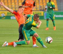 Аршавин и Павлюченко начали в «Кубани» с поражения от «Урала»
