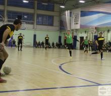 Мини-футбольный турнир ОЛЛФ набирает обороты