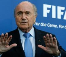 Блаттер: «Я потерял веру в ФИФА»