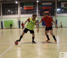 Мини-футбольный чемпионат ОЛЛФ достиг экватора