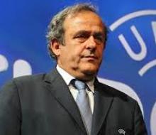 Платини не будет участвовать в выборах президента ФИФА