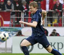 Луценко перешел в «Динамо»
