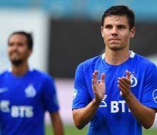 «Динамо» продлило контракт с Морозовым