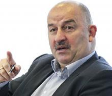 Черчесов стал новым главным тренером сборной России