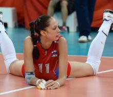Гамова призналась, что ее больше не тянет на волейбольную площадку