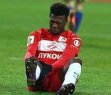 Зе Луиш получил травму колена и рискует пропустить дерби с ЦСКА