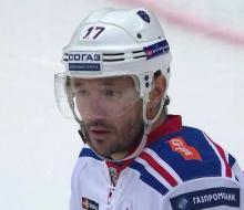 СКА победой над московским «Динамо» продолжил свою выигрышную серию