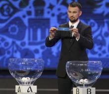 Сборная России узнала своих соперников по Кубку Конфедераций 2017
