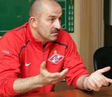 Черчесов признался, что болеет только за «Спартак»