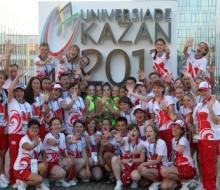 Прошла генеральная репетиция церемонии открытия Универсиады 2013 в Казани