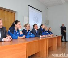 «Динамо-Казань» на встрече с болельщиками