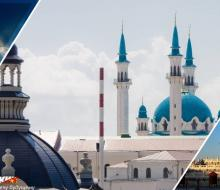 Марафон «Москва-Пекин» завершил дистанцию по Татарстану