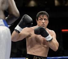 Сильвестр Сталлоне — боксёр?