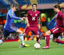 Последние евроочки российского футбола — Рубин - Челси