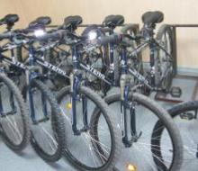 Прокат велосипедов на Четаева