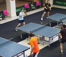 5 мест в Казань, где можно поиграть в настольный теннис