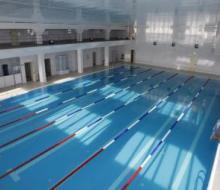 Плавательный бассейн академии тенниса имени Шамиля Тарпищева